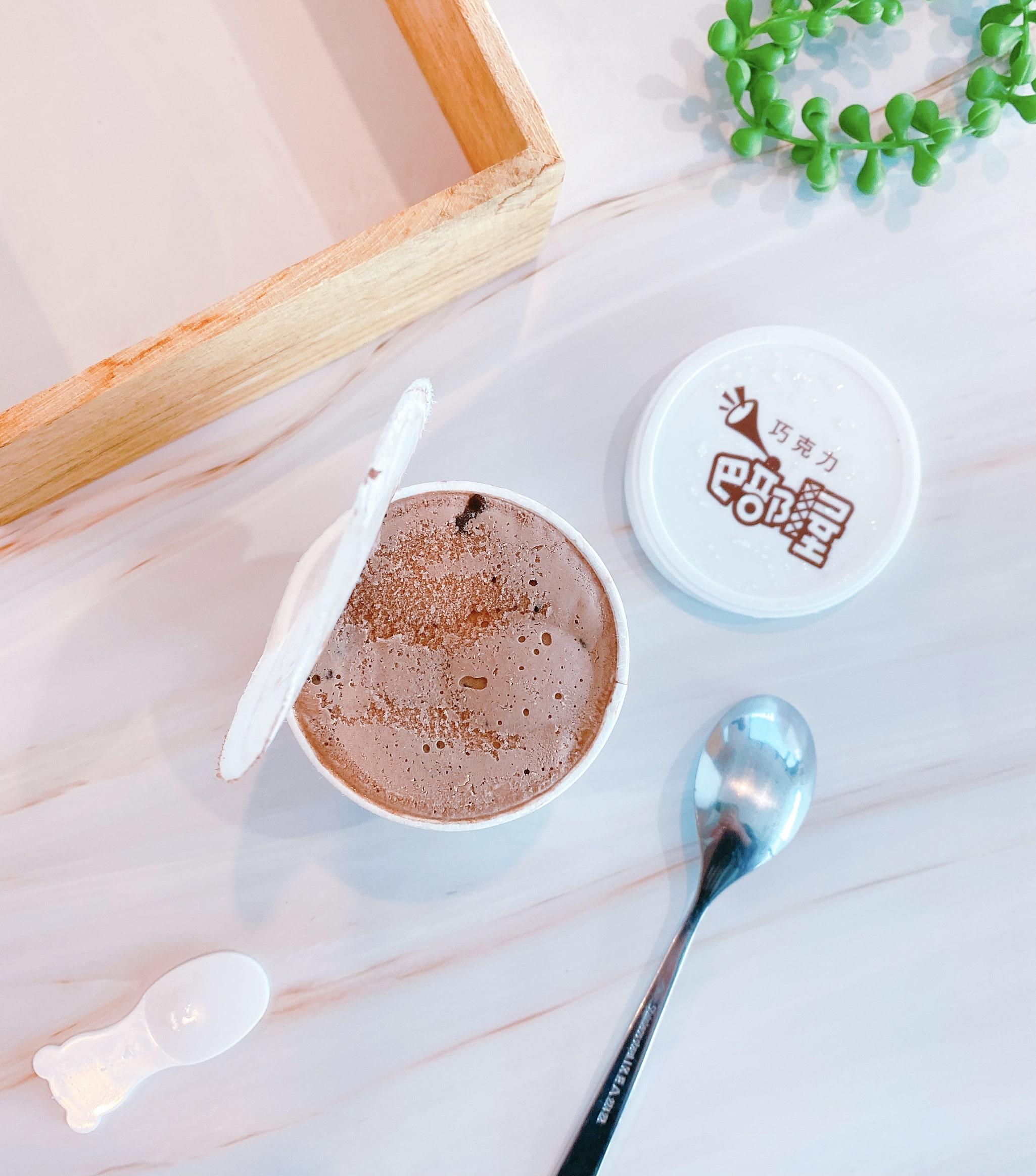 吃冰也可以很天然健康!大人小朋友都愛的台中義式冰淇淋達人——巴部屋工房