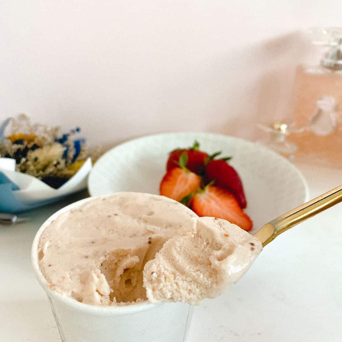 冰淇淋脆皮餅乾