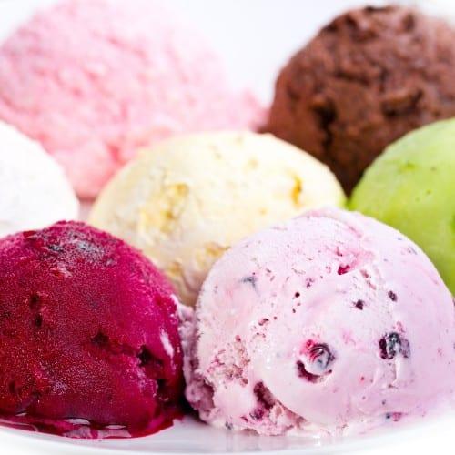 義式冰淇淋與法式冰淇淋